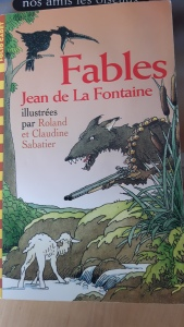 Fable de La Fontaine
