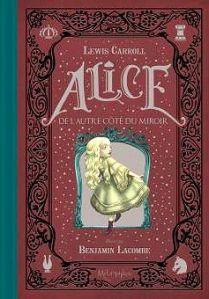 Alice autre côté du miroir