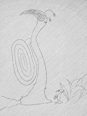 mythe escargot