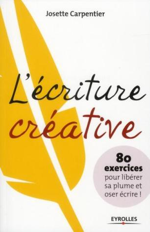 ecriture creative josette carpentier